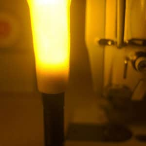 Toolbee Firefly Pocket torch diffuser
