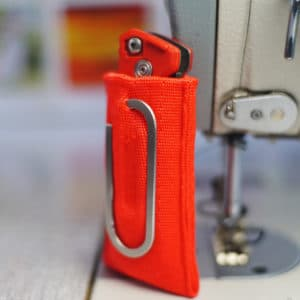 Toolbee Dragonfly pouch – Red edition